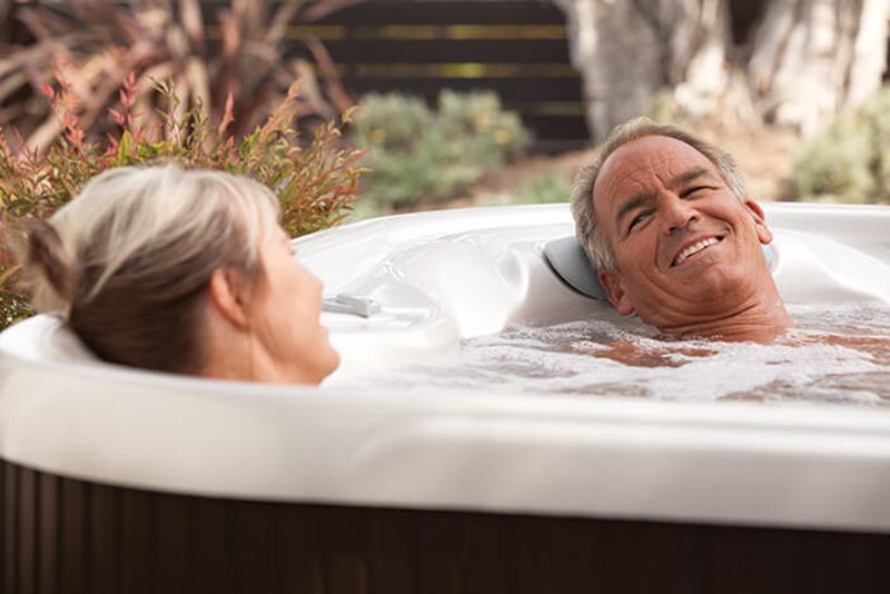 hot tub mobility