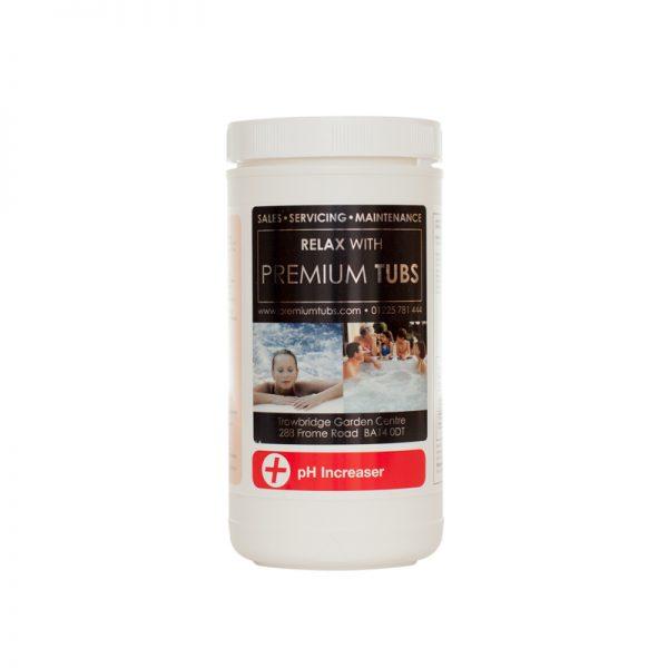 Premium Tubs pH Increaser