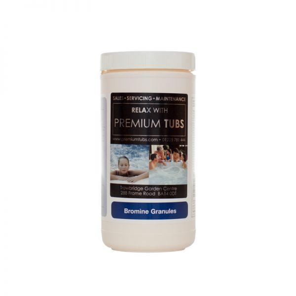 Premium Tubs Spa Bromine Infused Granules