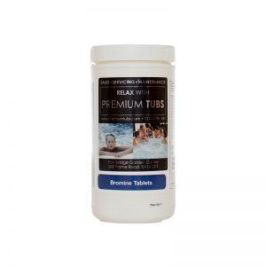 Premium Tubs Spa Bromine Tablets