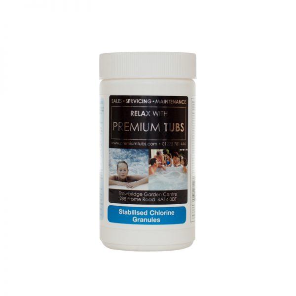 Premium Tubs Spa Stabilised Chlorine Granules