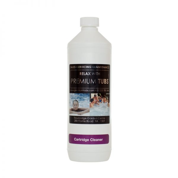 Premium Tubs Spa Cartridge Cleaner