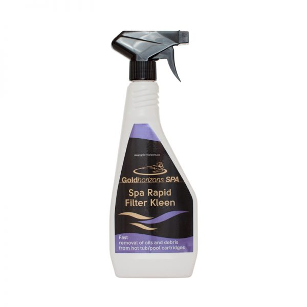 Goldhorizons Spa Rapid Filter Kleen