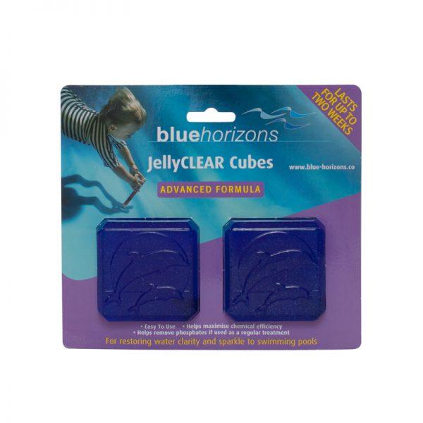 Blue Horizons JellyCLEAR Cube